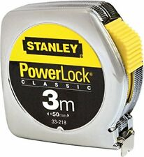 Flexómetro Stanley Powerlock 3 m (granel)