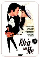 Elvis And Me made for TV movie with extras DVD, brand new, still seal in plastic