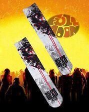 New AMC The Walking Dead Zombie Blood Socks