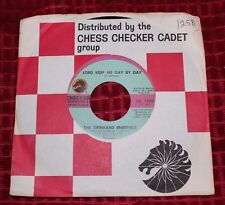 The Drinkard Ensemble- Lord Keep Me Day By Day-45rpm -Checker #1258 Black Gospel