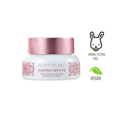 Blossom Jeju Pink Camellia Soombi Blooming Flower Cream Korean Skincare