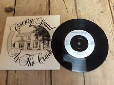 """nashville skyline-country sound at the coach-rare scottish country 7"""" pic cover"""