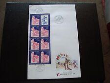 FRANCE - enveloppe 1er jour 16/3/1996 (journee du timbre) french
