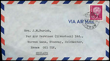 Japan 1980 Commercial Airmail Cover To UK #C31281