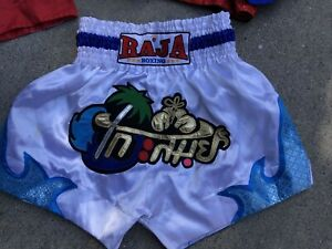 Raja Boxing Muay Thai Shorts MMA Boxing XL