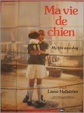 MA VIE DE CHIEN Affiche Cinéma / Movie Poster Lasse Hallström 160x120