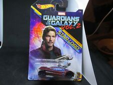 HOT WHEELS GUARDIANS OF THE GALAXY 1/8 SLING SHOT Starlord