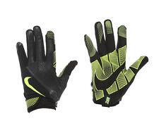 Nike Lunatic Training Gloves Black Anthracite Volt SPEED Cross-Training S-Medium