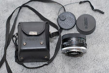TAMRON 28MM F/2.5 Adaptall 2 with contax yashica mount