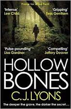 Hollow Bones (Caitlyn Tierney Trilogy), New, Lyons, C. J. Book