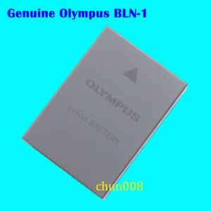 Genuine Original BLN-1 BLN1 Battery for Olympus OM-D E-P5 EP5 E-M5 EM5 BCS-1