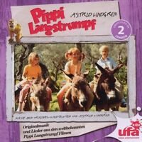 PIPPI LANGSTRUMPF CD SOUNDTRACK NEU