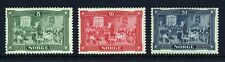 NORWAY 1914 Centenary of Independence (96-98) . Very Fine! Mint Never Hinged