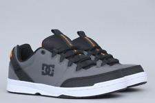 NEW Mens DC Shoes Syntax - Grey / Black / Black 8.5 8 1/2 Orange adys300290