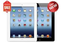 Apple iPad 2nd WiFi + GSM Unlocked | Black or White | 16GB 32GB 64GB I GREAT