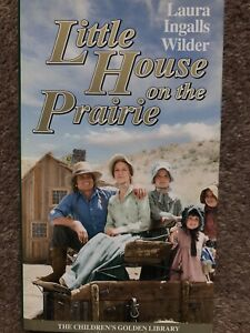 Little House on the Prairie, by Laura Ingalls Wilder (hardback)