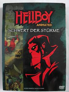 Hellboy Animated - Schwert der Stürme - Swords of Storms - Animation, del Toro