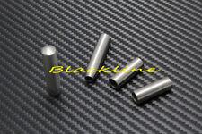 11~17 Mercedes Benz W218 CLS Class Stainles Metal Door Lock Pins Knob 63 500 AMG