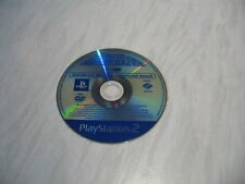 PS2 game - Socom US Navy Seals Combined Assault promo disc PAL