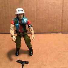 "GI Joe Law & Order Action Figure, 1987 -  New ""O"" ring"