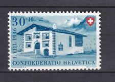 Schweiz 1946 postfrisch MiNr. 474 Pro Patria  Haus im Engadin