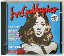 EVE GALLAGHER - WOMAN CAN HAVE IT - CD Nuovo Unplayed