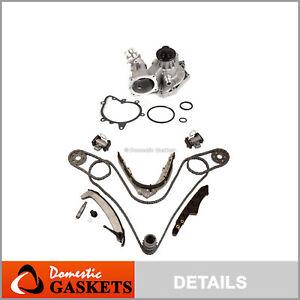 Timing Chain Kit Water Pump Fits 99-03 Range Rover BMW 540I 740I X5 Z8 4.4L DOHC
