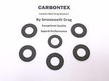 PENN REEL PART Levelwind 310GTI - (6) Smooth Drag Carbontex Drag Washers #SDP6