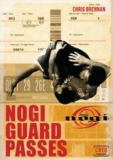 Nogi Guard Passes DVD with Chris Brennan BJJ MMA