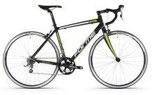 Biciclette nero in alluminio per uomo
