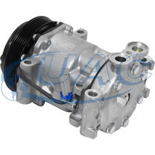REMAN COMPLETE A/C COMPRESSOR AND CLUTCH SD7H15 SANDEN 4440 CHEVROLET/GMC