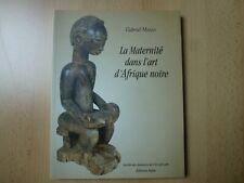 La maternité dans l'art d'Afrique noire
