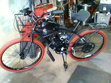 Complete Motorized Bike- 80Cc-Beach Cruiser -Huffy Nel Lusso New Build