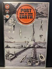 PORT OF EARTH 1 NM COPIES AMAZON SERIES COMING SOON FIRST PRINT