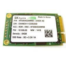 SK Hynix Drive SSD mSATA 64GB HFS064G3AMNB AD Tablet Microsoft Surface Pro 3 163