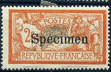 FRANCE TYPE MERSON COURS INSTRUCTION N° 145CI2 NEUF * AVEC CHARNIERE COTE 154€
