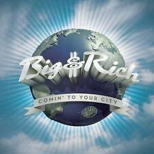 Big & Rich - Comin' to Your City (CD, Nov-2005, Warner Bros.) CD is pristine!