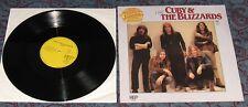 LP CUBY & THE BLIZZARDS: live