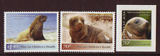 NEW ZEALAND 2012 HEALTH STAMPS SEALS SET OF 3 UNMOUNTED MINT, MNH.