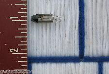 T2 SYLVANIA 28PSB miniature 333270 LIGHT BULB #5 slide base 28v telephone 0.040