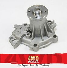 Water Pump - Daihatsu Feroza F300 1.6 HD-E (88-92)