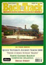 Back Track Rail August Magazines