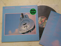 DIRE STRAITS Brothers in Arms + INSERT *MEGARARE NEW ZEALAND PRESSING*