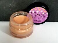 Benefit Erase Paste Concealer for Face and Eyes # 2 Medium 0.11 oz TRAVEL NWOB m