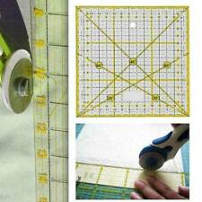 Transparent Quilting Supplies Sewing Patchwork Ruler Cutting Craft Tools DIY US