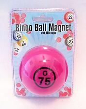 Bingo Chips Bingo Ball Magnetic Pick-up Storage System Purple New