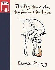 The Boy,The Mole,The Fox and The Horse by Charlie Mackesy [P-Ð-F´]