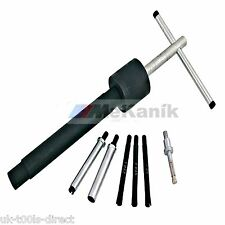 Glow Plug Puller Kit Universal Set For Extracting Failed Glow Plugs Remover