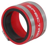 "Spectre 87522 Cold Air Intake Hose Tube 2.5/"" To 3/"" Coupler Reducer Red"