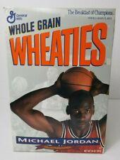 Micheal Jordan Chicago Bulls Collectors Edition Wheaties Box Unopened 1993 VTG.